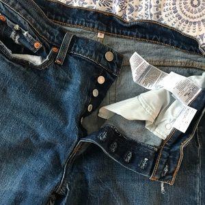Levi's Jeans - Levi's Cropped Jeans